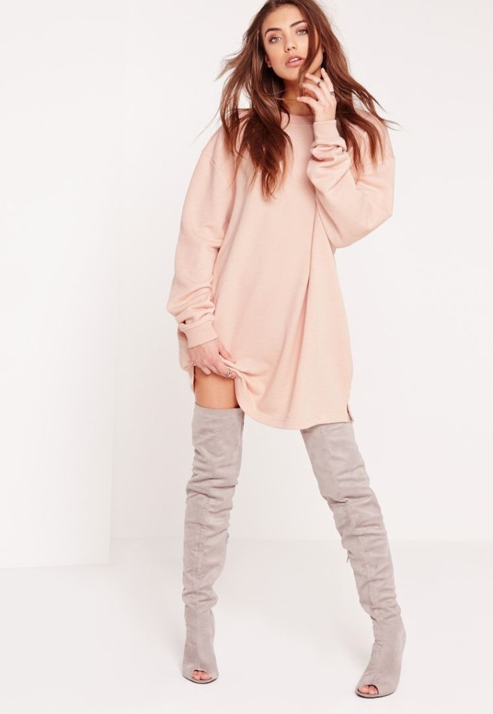 Oversized Jumper Dress, Fluffy, Slouch, Primark, Cheap, UK, Online