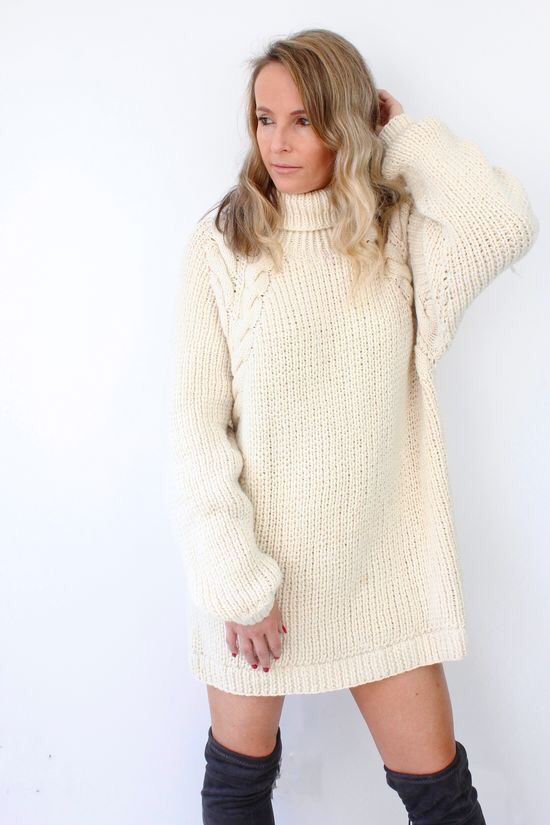 Oversized Jumper Dress, Fluffy, Slouch, Cheap, UK, Online