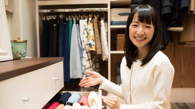 Everything I watched on Netflix in January (Marie Kondo)