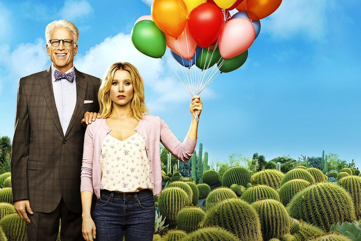 Everything I watched on Netflix in January (the good place)
